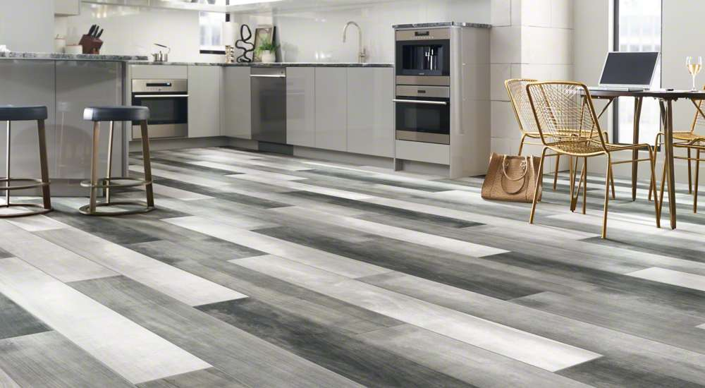 Thomas Flooring Ceramic Tile in Kitchen