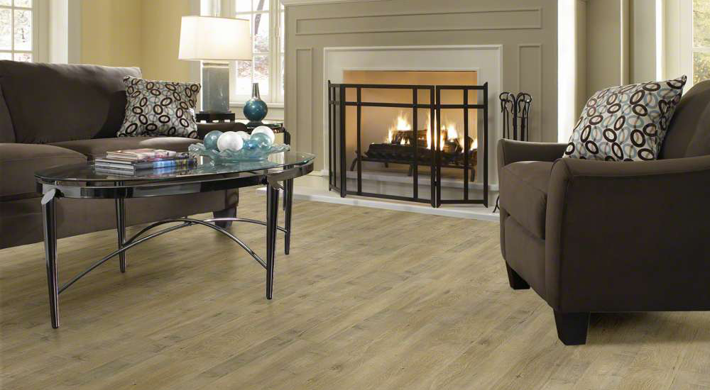 Laminate Flooring in Living Room